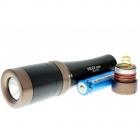 Фонарь светодиодный подводный Bailong BL-8770 Police Cree 500w+Li-ion 4200mAH аккумулятор