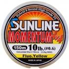 Шнур Sunline Momentum 4x4 150м 0.156мм 10Lb/4,2кг