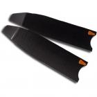 Лопасти Leaderfins Pure Carbon 100% Stereoblades