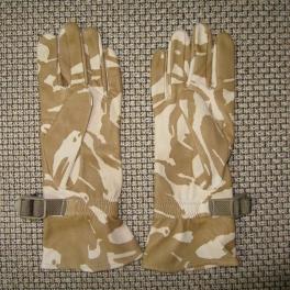 Перчатки кожаные британской армии в ДДПМ