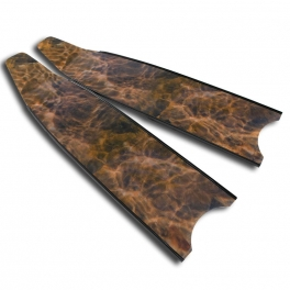 Лопасти Leaderfins Brown Camo Stereoblades