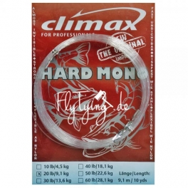 Поводковый материал Climax Hard Mono 20 Lb