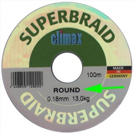 Шнур Climax SuperBraid Round