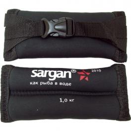 Груза ножные мягкие Sargan Донгуз 1000, 1 кг