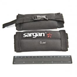 Груза ножные мягкие Sargan Донгуз 500 0,5 кг