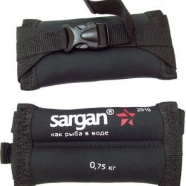 Груза ножные мягкие SARGAN Донгуз 750, 0,75 кг,