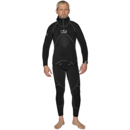 Гидрокостюм BS Diver Ultrablack 9мм