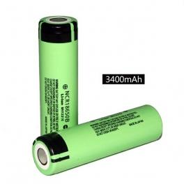 Аккумулятор АКБ 18650 Panasonic 3400 mA/h