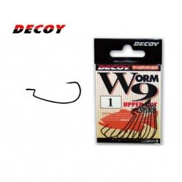 Крючок Decoy Worm 9 Upper Cut