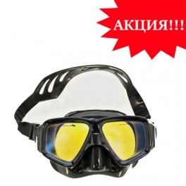 Маска BS-Diver Miromax  двустёкольная, тонированная