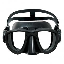Маска O.ME.R. Aries 39 - black silicone