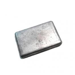 Пластина грузовая 1,0 кг для жилета