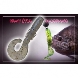 Силиконовая приманка Crazy Fish Power Mace